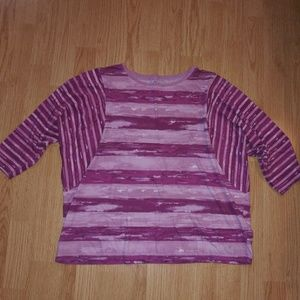 Tommy Hilfiger 3/4 Sleeve Top.